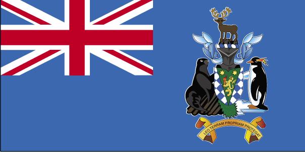 Géorgie du Sud et les îles Sandwich du Sud